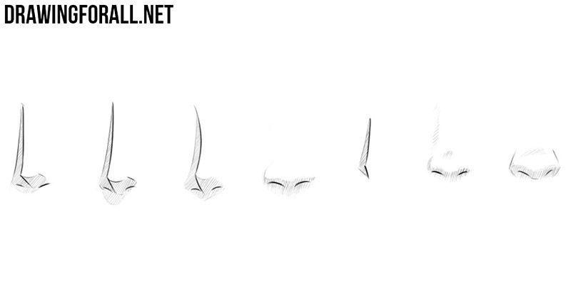 Dessiner Le Nez Vue De Face Busqueda De Google Busqueda Draw Front Google Noses Dessiner Le Nez In 2020 Nose Drawing Anime Nose Anime Drawings Tutorials