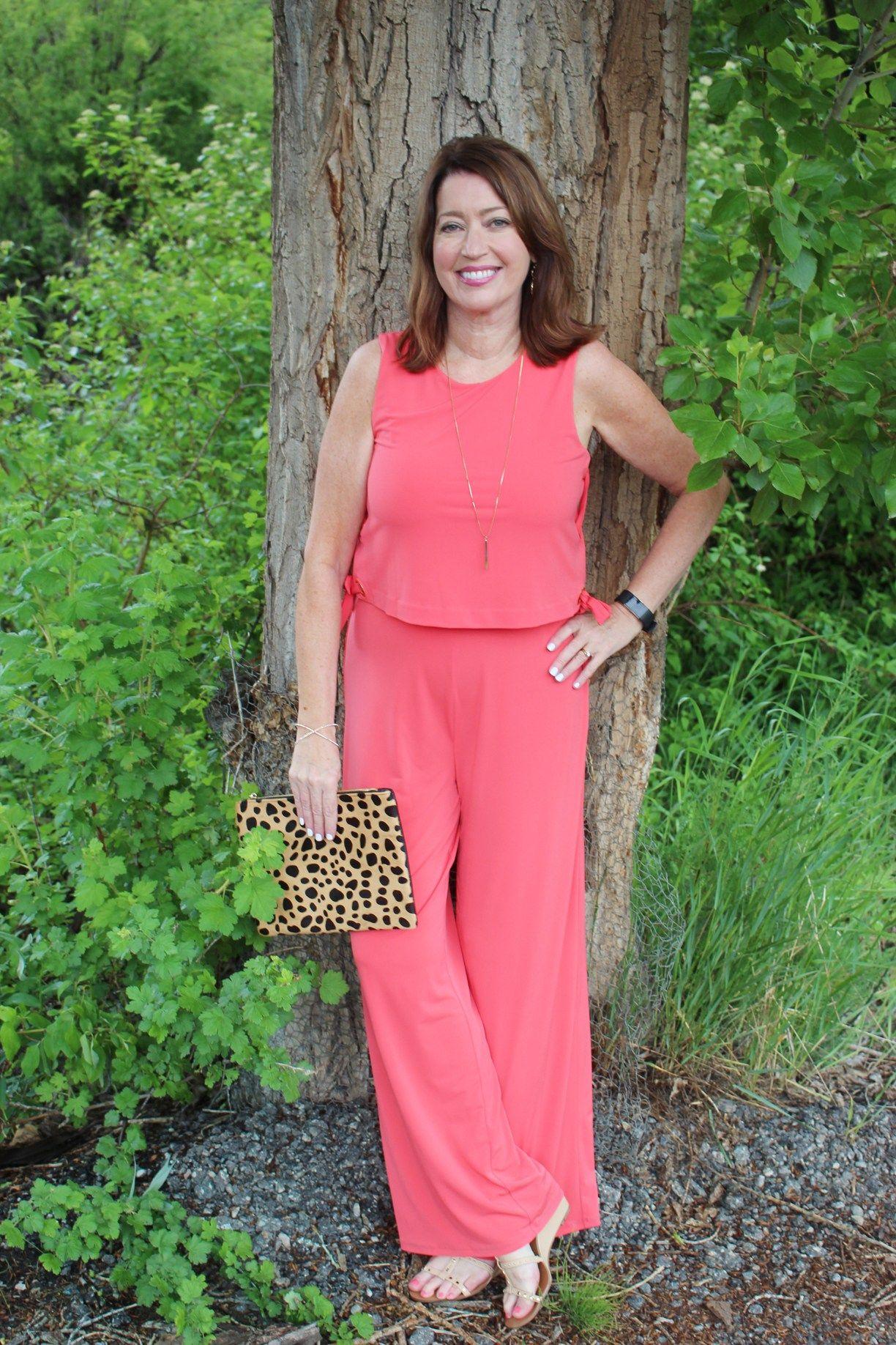a80eb67e27d Orange Jumpsuit – Gracefully Styled