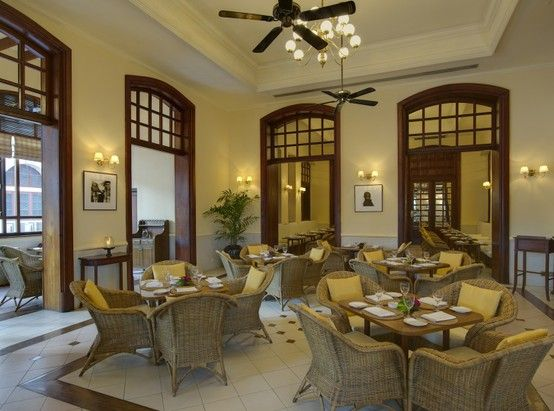 The Strand Cafe At The Strand Yangon Myanmar Wwwunpluggededition New The Strand Dining Rooms Decorating Inspiration