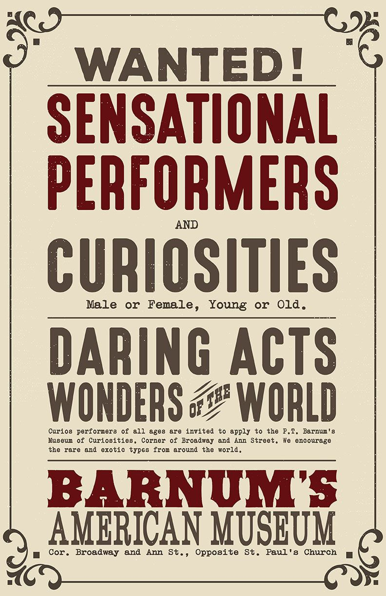Greatest Showman Curiosities Wanted Poster Digital Download Etsy In 2021 The Greatest Showman Showman Circus Birthday Party