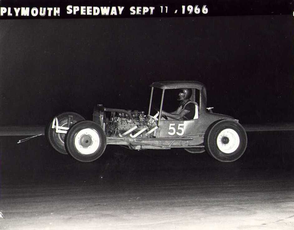 PLYMOUTH MOTOR SPEEDWAY VINTAGE AUTO RACING PHOTOS & MEMORABILIA II ...