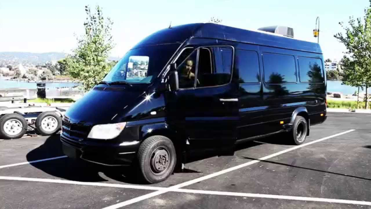 2006 Dodge Sprinter 3500 Rv Conversion For Sale In San Francisco