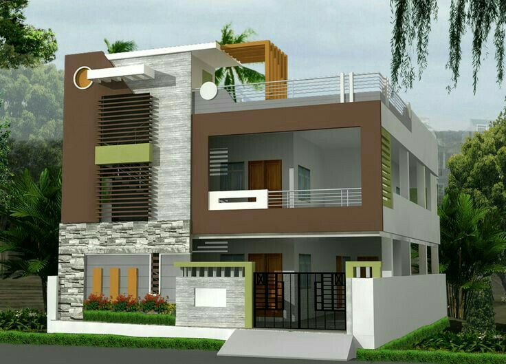 Pin By Kiranjindal On Flats Small House Elevation Design Architecture House Duplex House Design