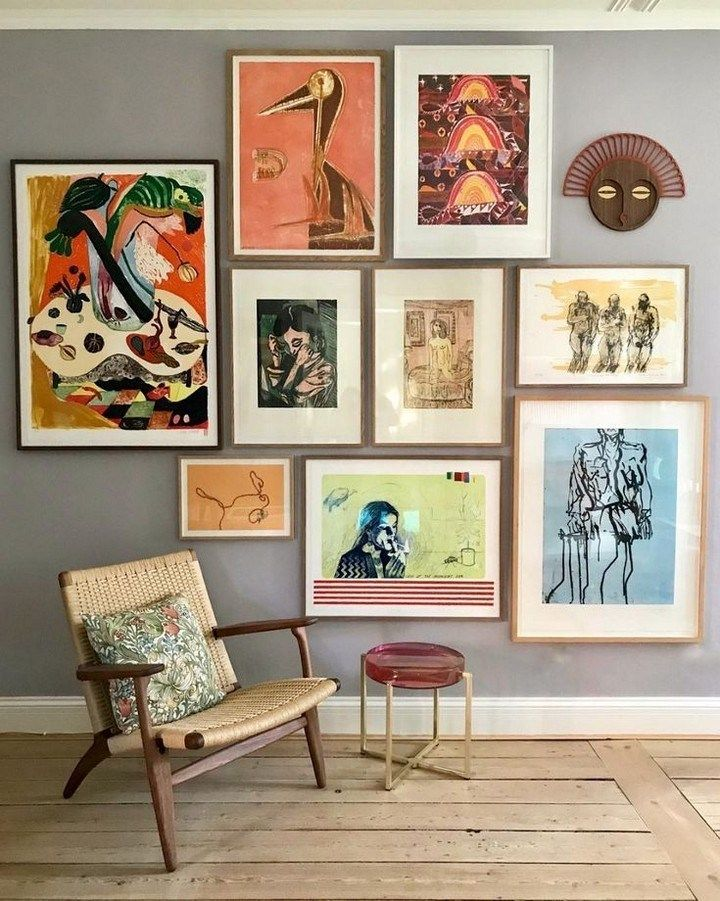 64 Outstanding Gallery Wall Decor Ideas 26 Design And Decoration Gallery Wall Decor Decor Home Art