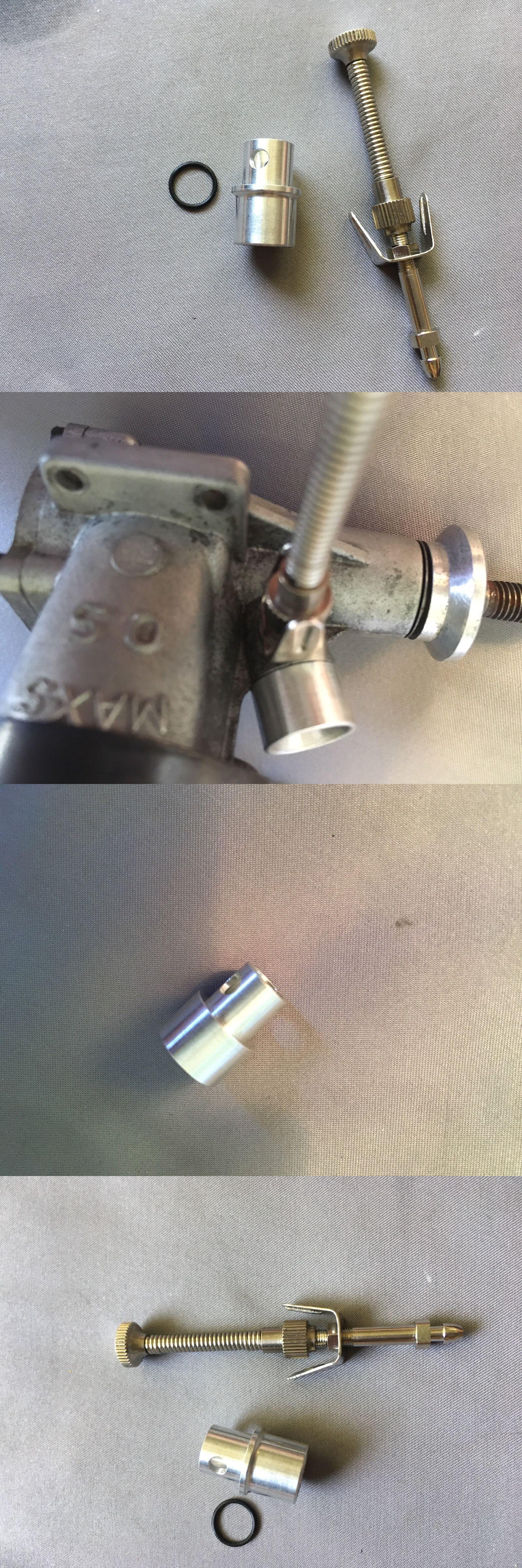 OS  MAX S 30-35 C//L VENTURI NIP WITH O RING SEE DESCRIPTION