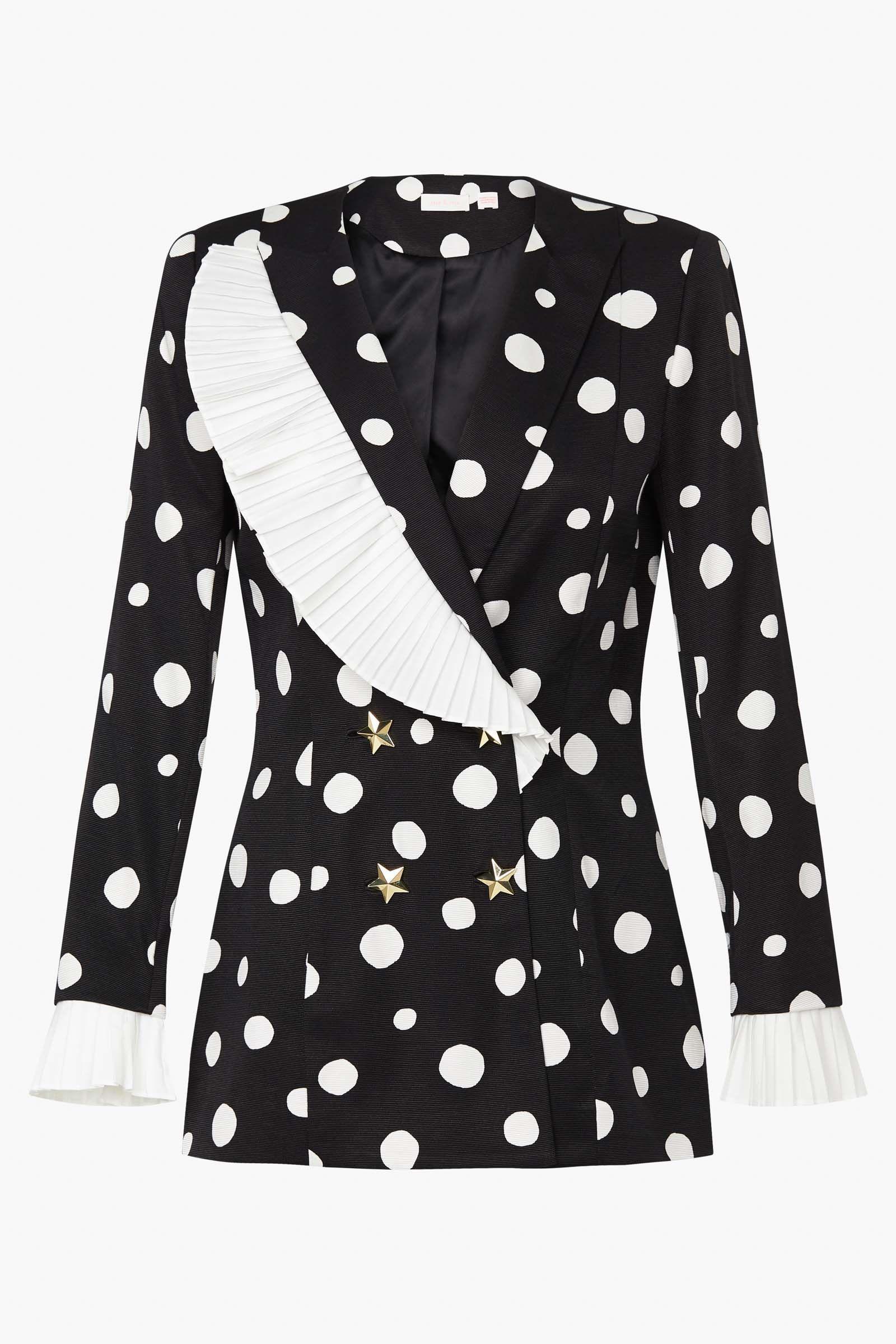La Vagabonde Jacket Sass Bide Tailored Blazer Sassandbide Jackets Flare Maxi Skirt Frill Tops