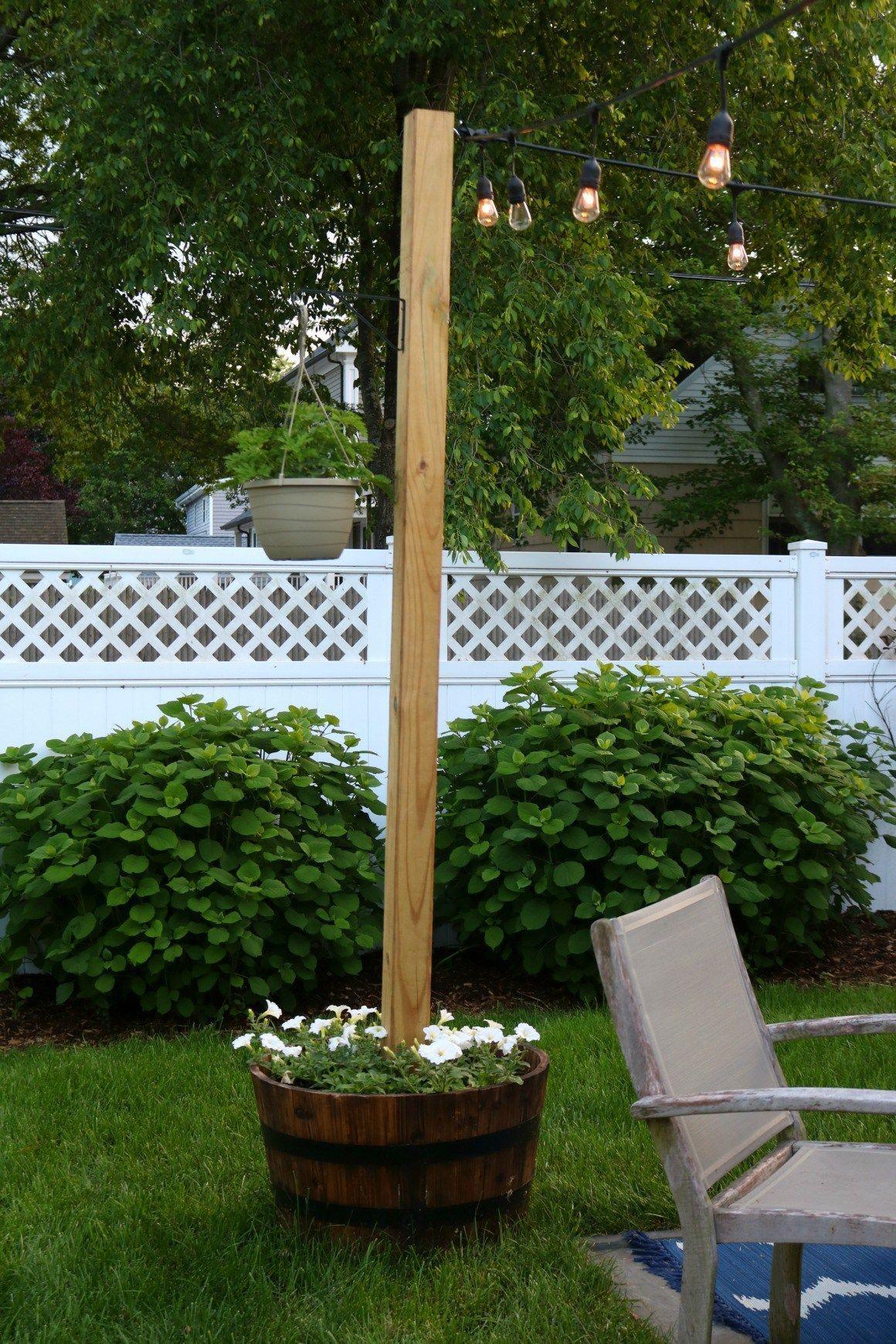 47 Creative DIY Simple Small Backyard Makeovers Ideas #backyardmakeover