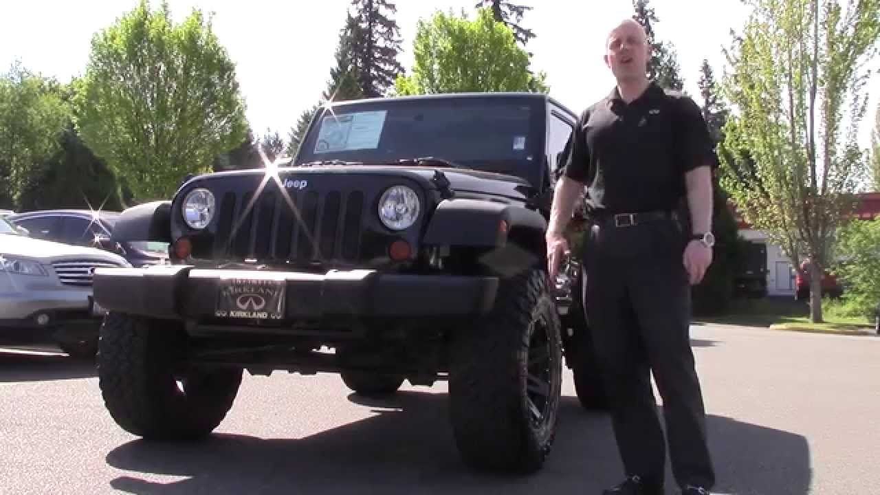 2009 Jeep Wrangler custom review - A quick look at the 2009 Wrangler ...