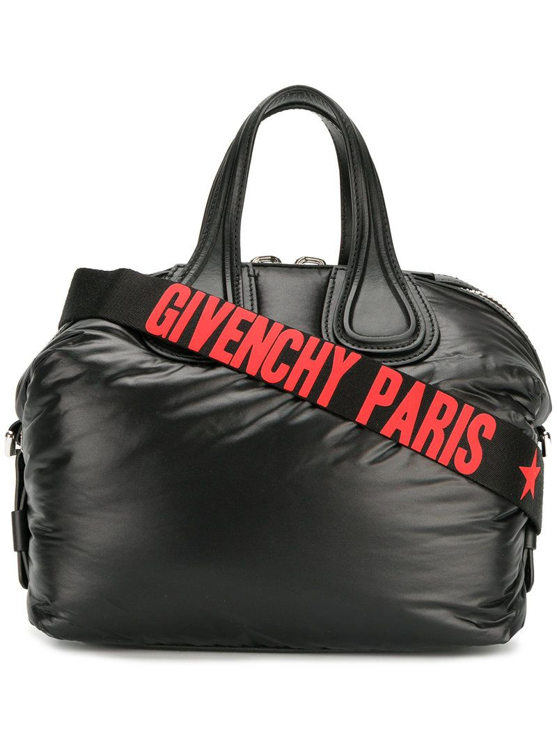 GIVENCHY GIVENCHY - FAUX LEATHER NIGHTINGALE TOTE .  givenchy  bags   shoulder bags   b3c1c7334d