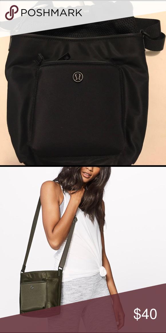 799c3471 Lululemon All Set Mini Bucket Bag Lululemon All Set Mini Bucket Bag  lululemon athletica Bags Crossbody Bags