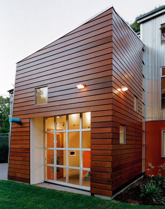 Contemporary Exterior Design Modern Wood Siding Modern House Exterior Elevation: House Siding, Wood Siding, House Exterior