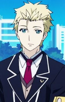 Lloyd Alwyn Sky Wizards Academy Visual Novel Anime