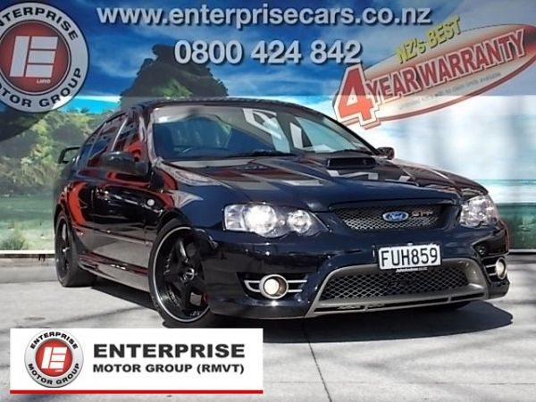 2006 Ford Falcon Fpv Gtp Herrod S C Good Used Cars Ford Falcon Car