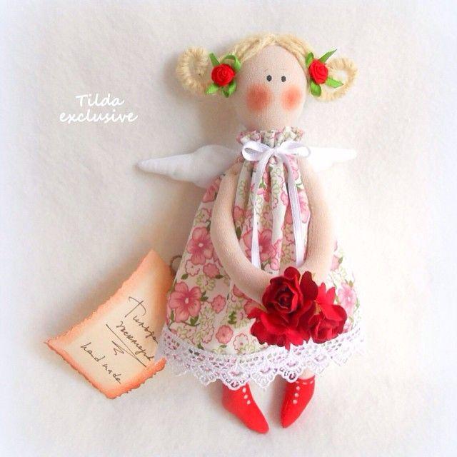 #Tilda #handmade #dollmaking