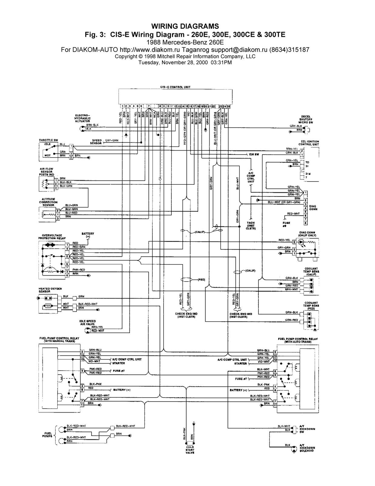 Mercedes Benz W124 Engine Diagram 3 Mercedes Benz Mercedes Benz