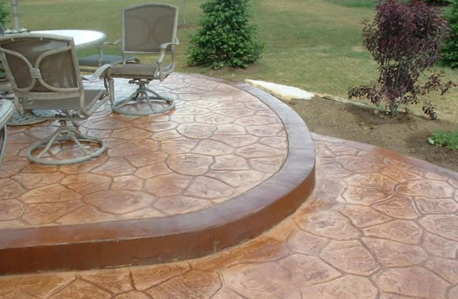 Charming Explore Stamped Concrete Patio Cost And More!