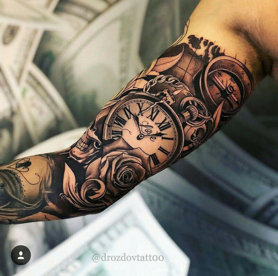 Half Sleeve Tattoo Designs Lower Arm Halfsleevetattoos In 2020 Tattoos Half Sleeve Tattoo Sleeve Tattoos