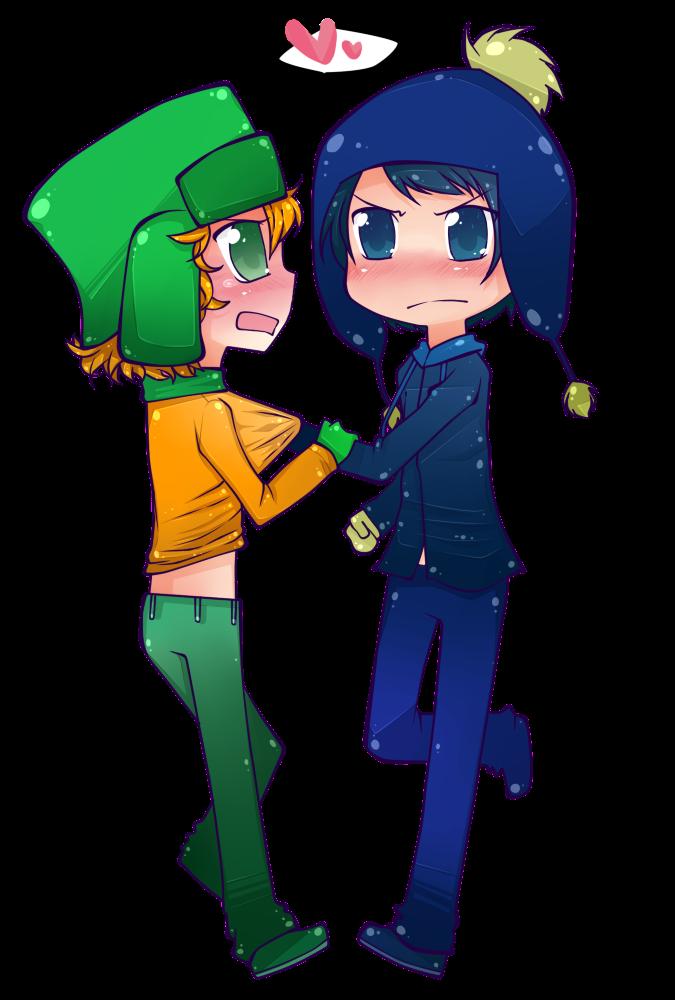 Craig x Kyle