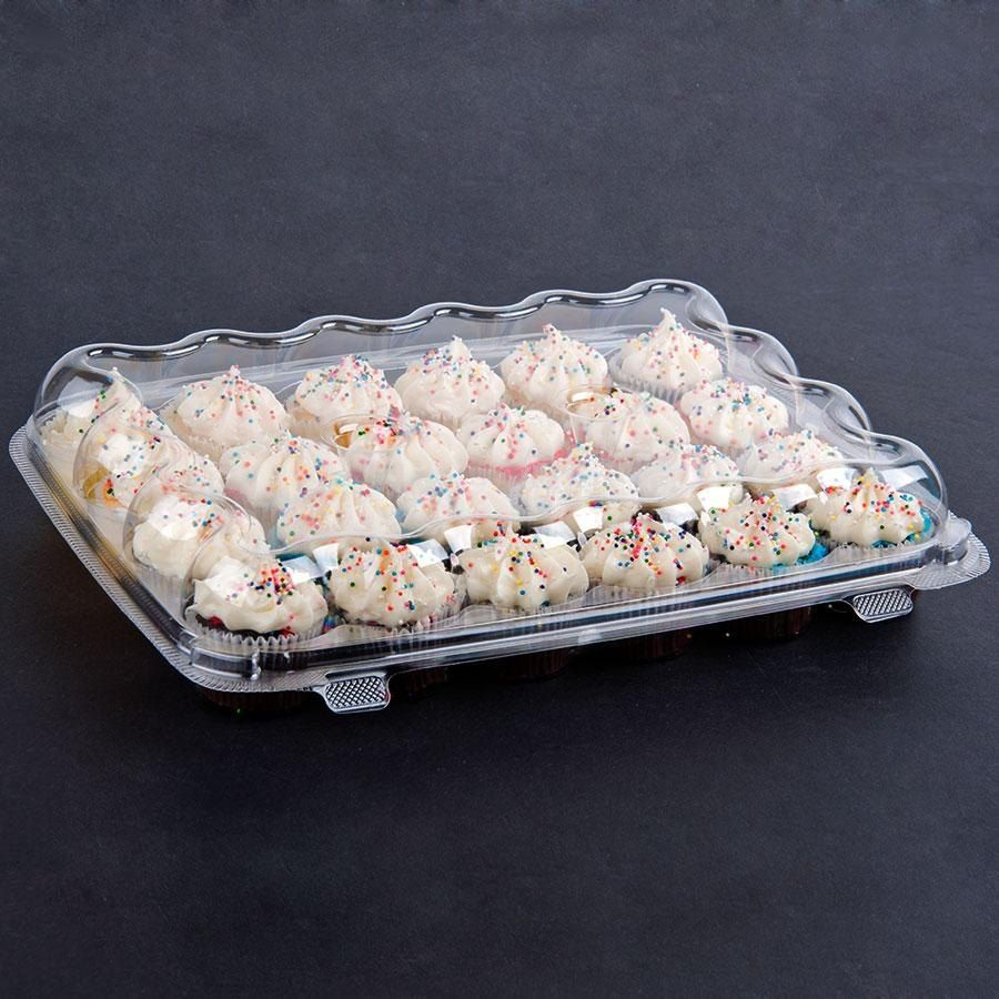 clear cake boxes with lids
