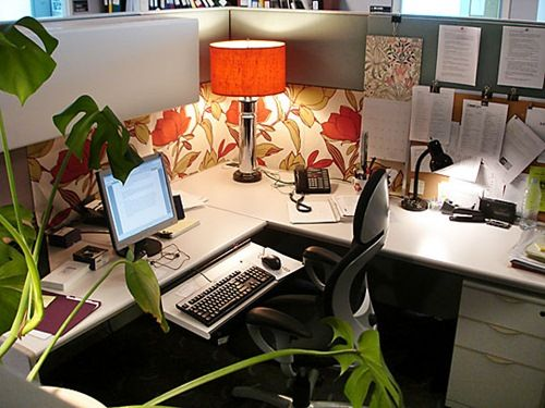 Merveilleux Passion For Work: Decorate Your Office Cubicle Ideas | Home Design .