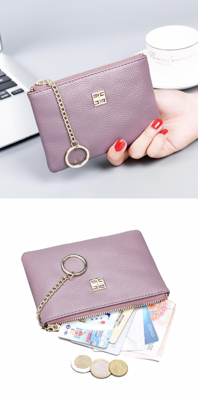 e8e14e707ef [Visit to Buy] hot on sale new small mini women wallet for coin designer  purse money cute small wallet female wallet for girls #Advertisement  #walletfemale ...