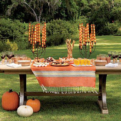 Halloween Party Menu Halloween parties, Outdoor halloween parties