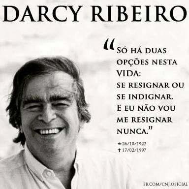 Resultado De Imagem Para Darcy Ribeiro Frases Alegria Pinterest
