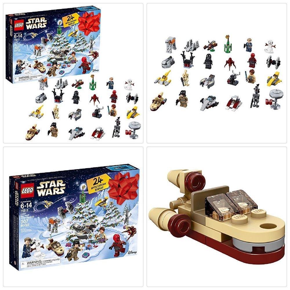 Lego 6213564 Star Wars Tm Advent Calendar 75213 New 2018 Edition