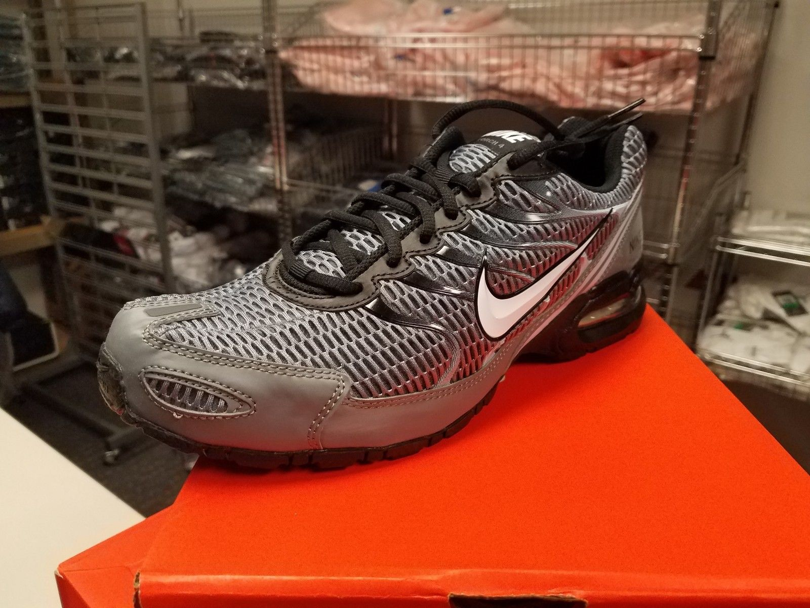 e0b24ff87092f Brand New in Box Nike Air Max Torch 4 Men s Running Shoes 343846-012 COOL