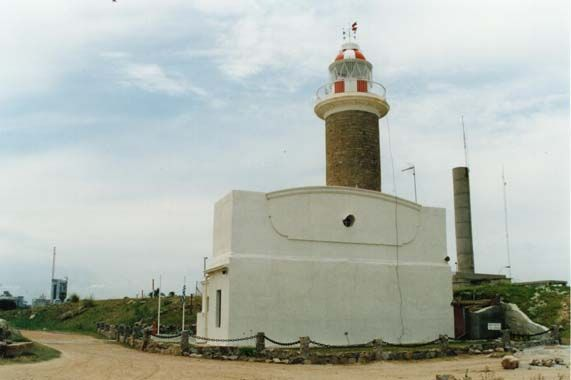 Go to Punta Brava for excellent views of the city of Montevideo.