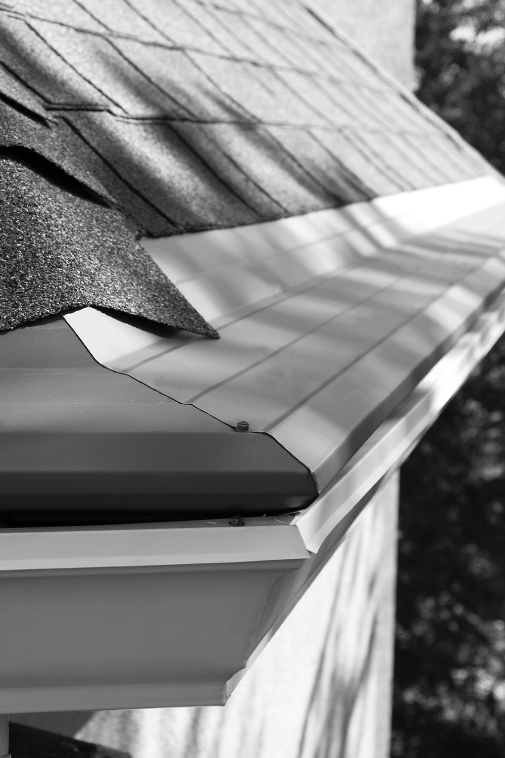 Truguard Gutter Protection In 2020 Gutter Protection Exterior Renovation Remodeling Renovation