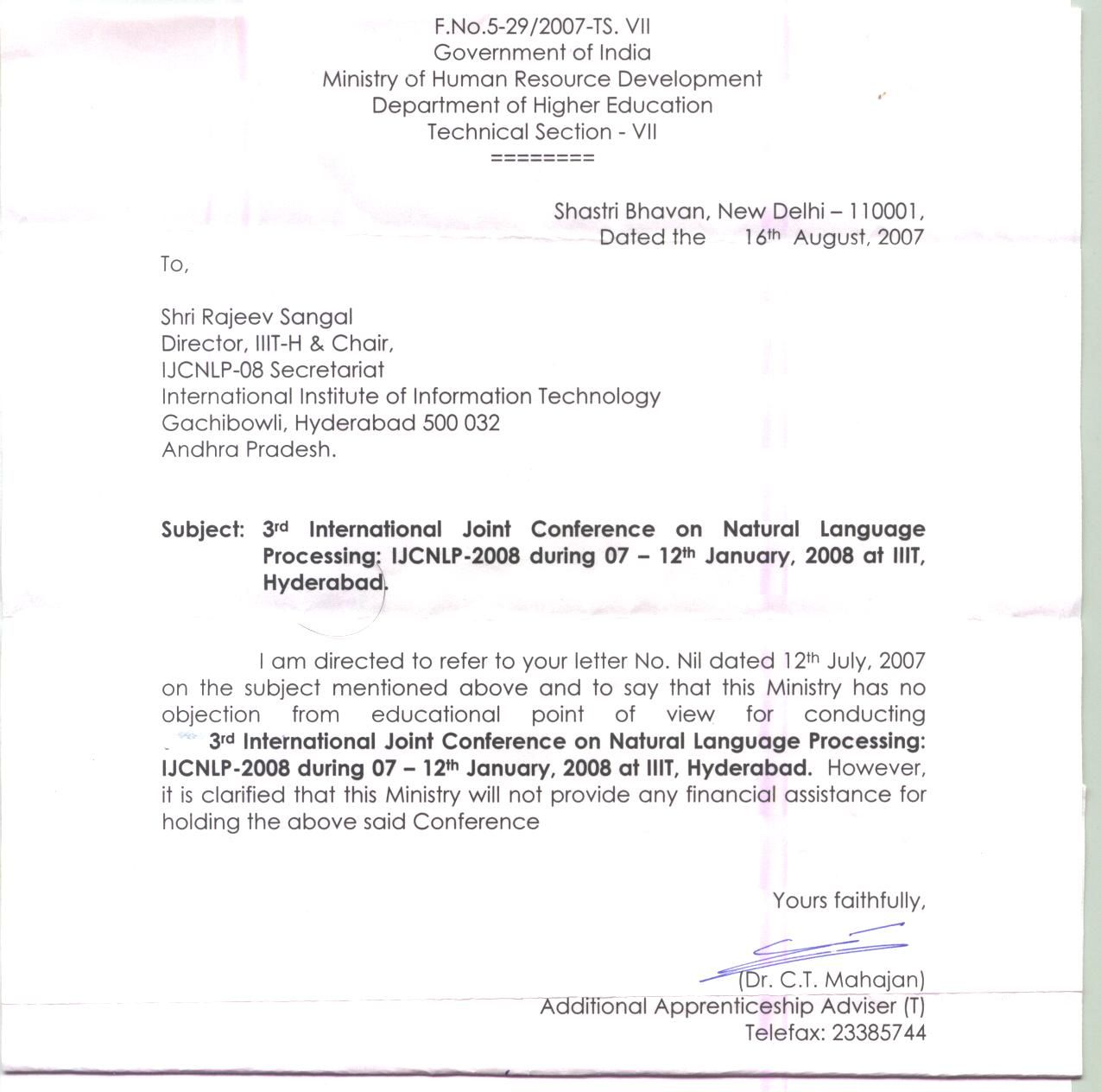 Invitation letter for indian visa httpduncanvillebouncehouse invitation letter for indian visa httpduncanvillebouncehouse2018 altavistaventures Image collections