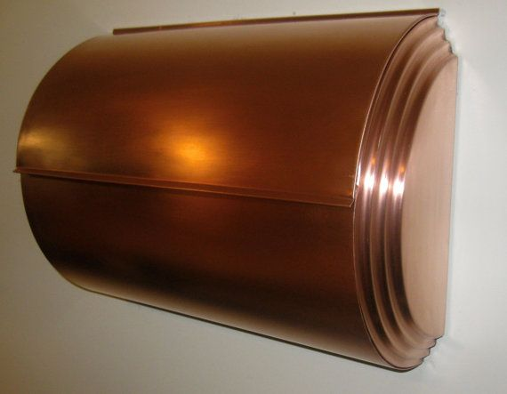 On Sale Large Copper Mailbox Copper Mailbox Copper Shower Head