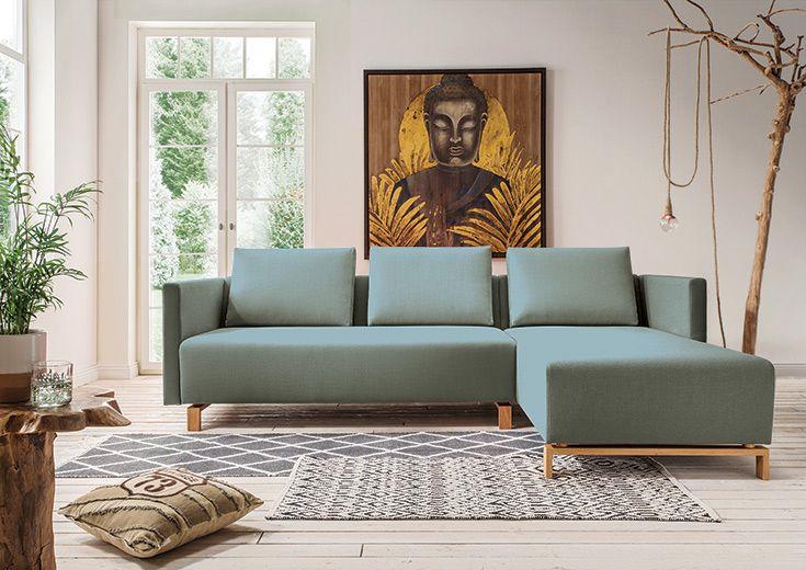 Couch Mit Recamiere Fino Vegan Recamiere Wohnzimmer Einrichten Haus Deko