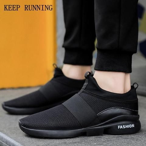 6a257fd2739f1 Outdoor Men Running sports Shoe For adult Men Breathable mesh Lightweight  Comfortable male sneakers walking jogging Red Summer