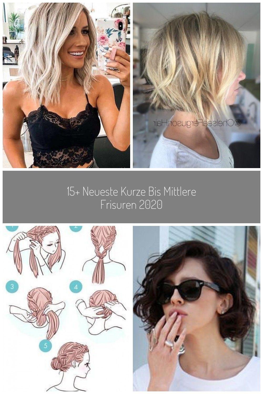 15 Neueste Kurze Bis Mittlere Frisuren 2020 Kurze Kurzehaare Kurzhaarfrisuren Trendfrisuren Hairst In 2020 Hairstyles For Thin Hair 2018 Haircuts Cool Hairstyles
