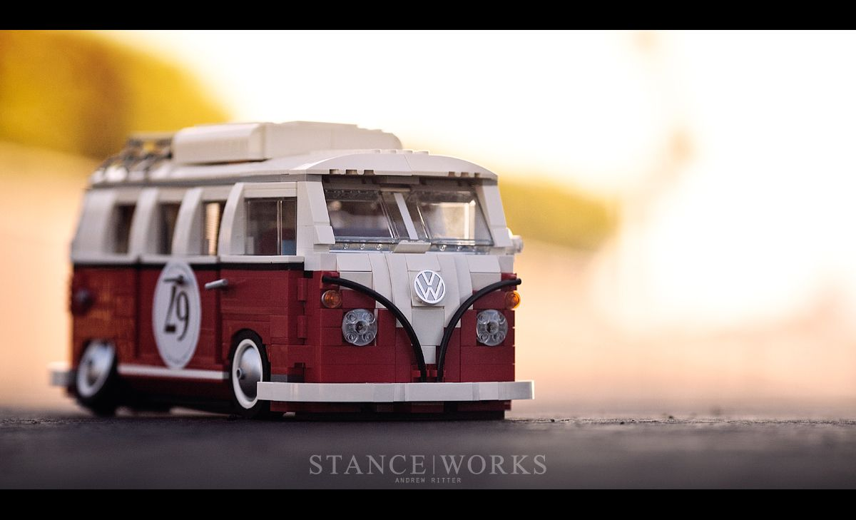 Love Legos And Always Will Lego Bus Volkswagen Bus Vintage Vw Bus