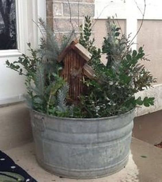 Photo of 35 amazing winter front porch decor ideas to inspire your holiday decor 2019 – A Nest With A Yard