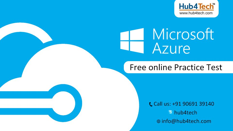 Test Your Skill Of Azure With The Collection Of Practice Test
