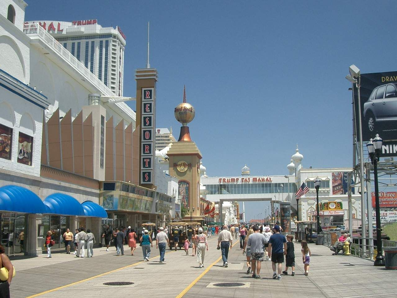 5 Things to Do In Atlantic City During a Day Trip | Pinterest ...