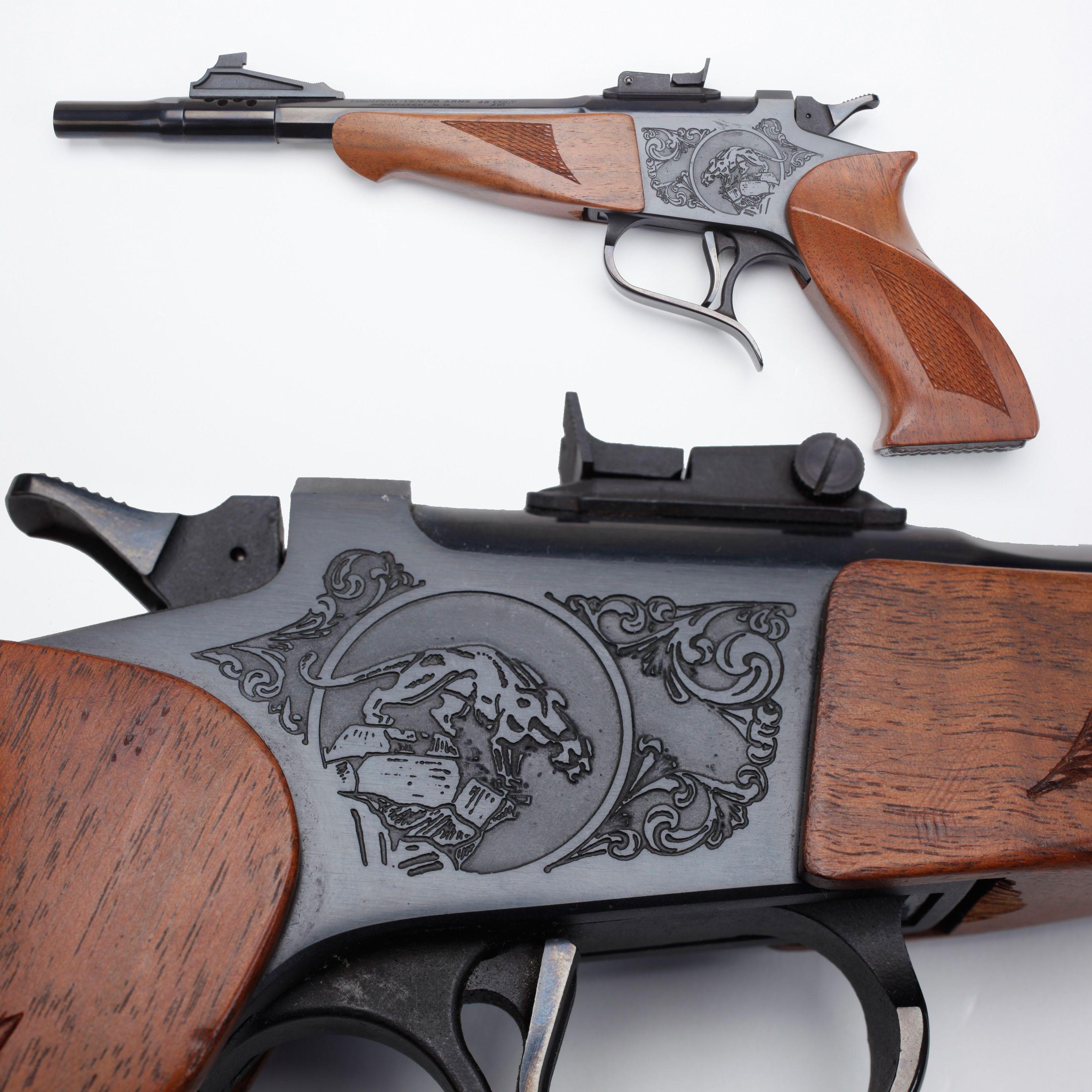 Thompson/Center Contender pistol Now part of Smith