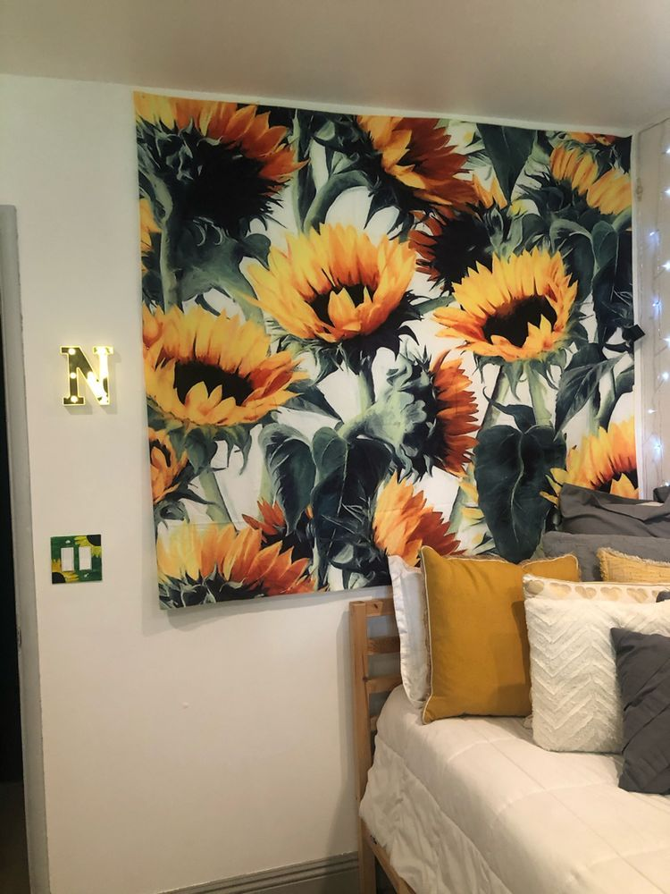 Pin On Mias New Room Ideas #sunflower #living #room #decor #ideas