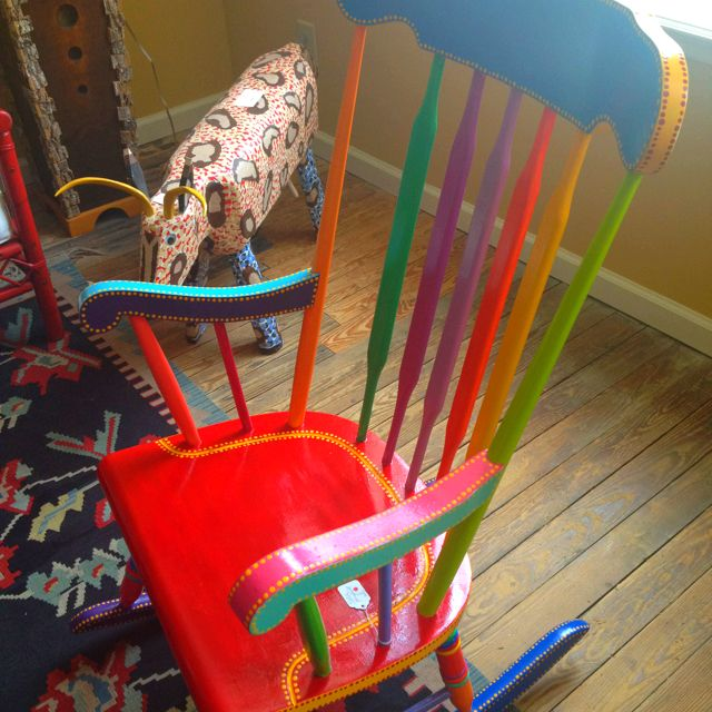 Rocking Chair!!  I want a baby  Pinterest  Rocking chairs and ...