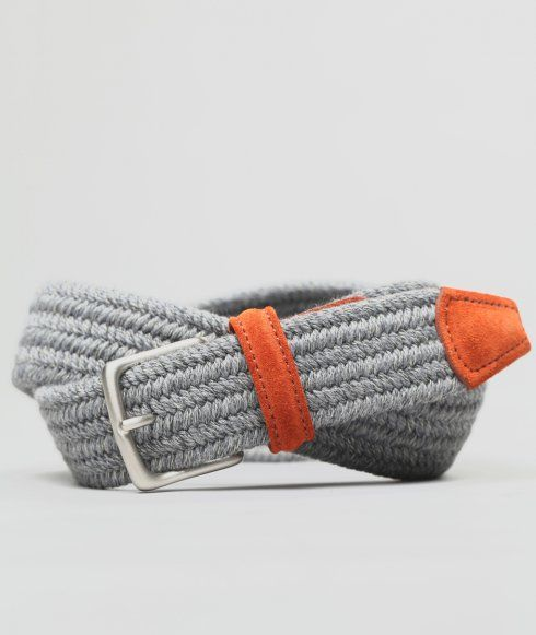 Anderson's Belts is an Italian producer of high quality hand-crafted belts using only the finest leather and skins.
