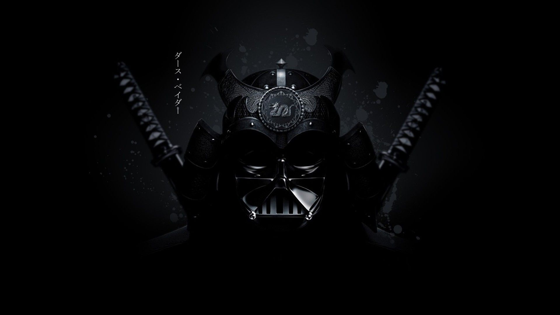 Wallpapers Darth Vader Render Samurai Star Wars Hd