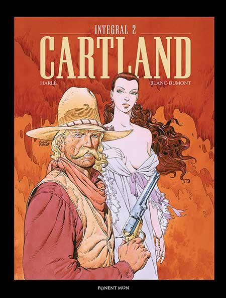 CATALONIA COMICS: JONATHAN CARTLAND INTEGRAL 2