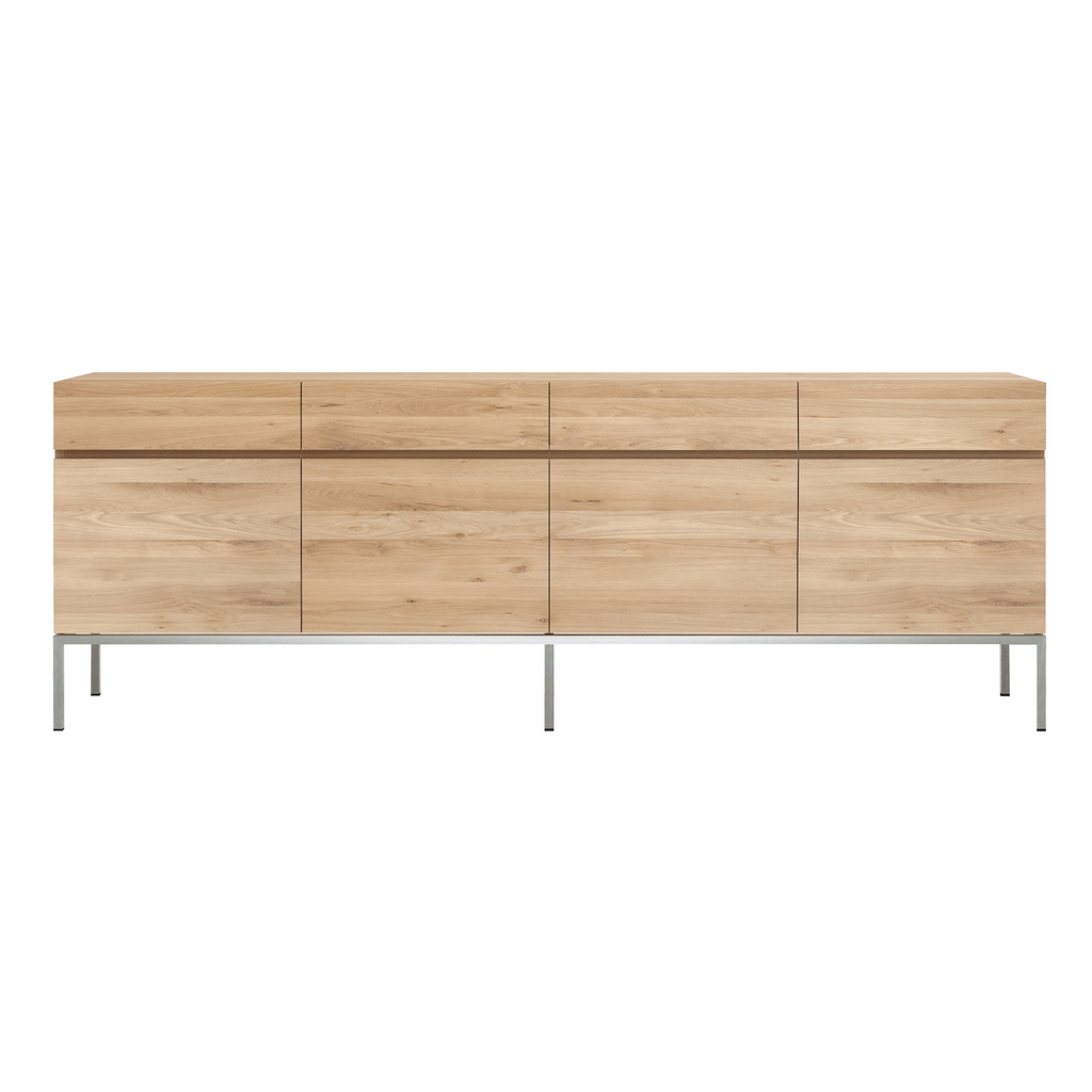 Ligna Sideboard Lead Time Solid Oak And Utensils # Meuble Tv Universo Positivo