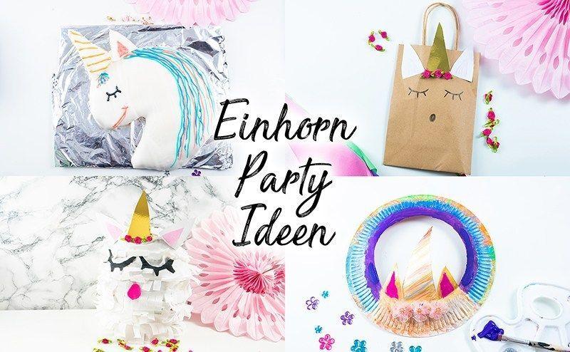 Photo of Einhorn Geburtstag: 6 Ideen und Rezepte — Mama Kreativ –  Einhorn Geburtstag E…