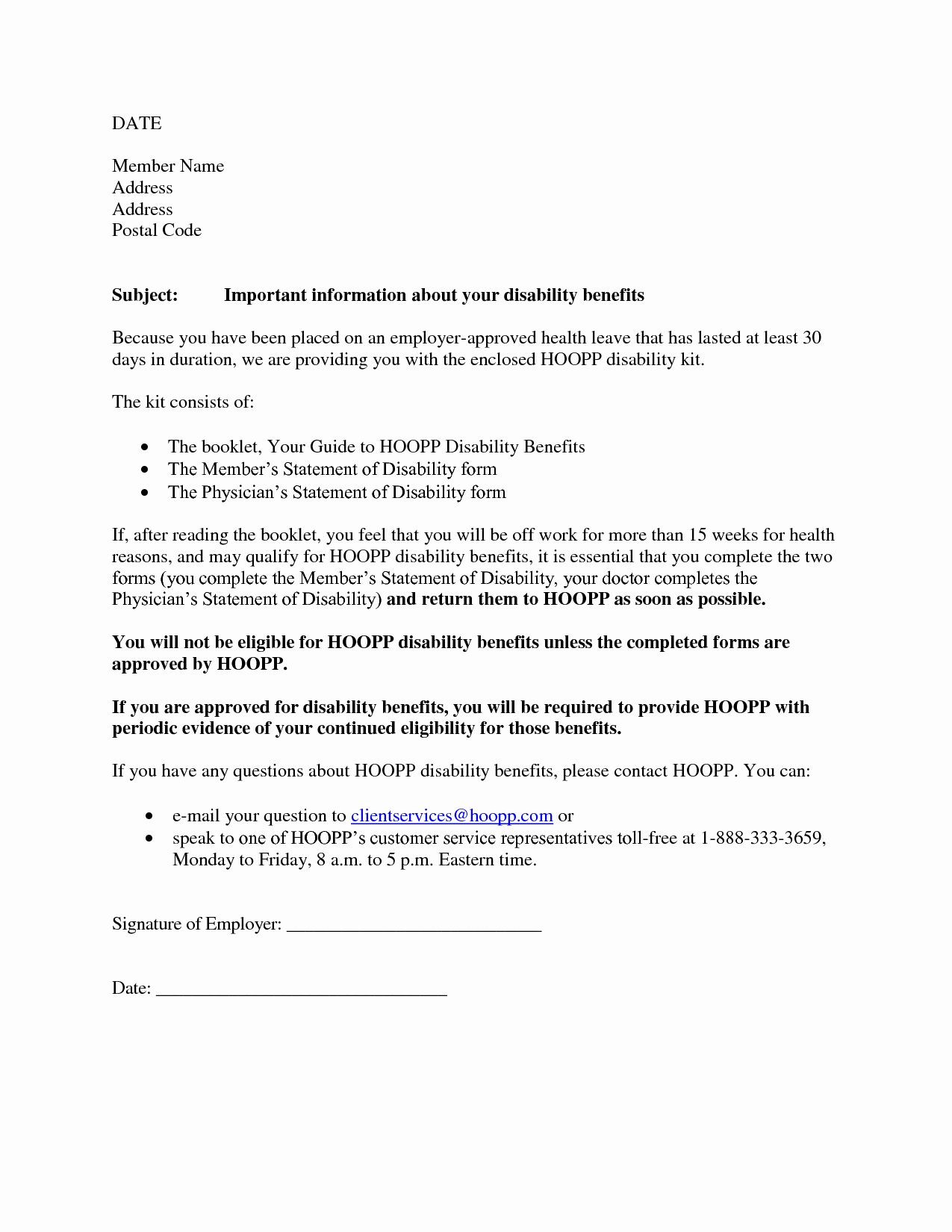 Sample Disability Letter From Physician New Best S Of Examples