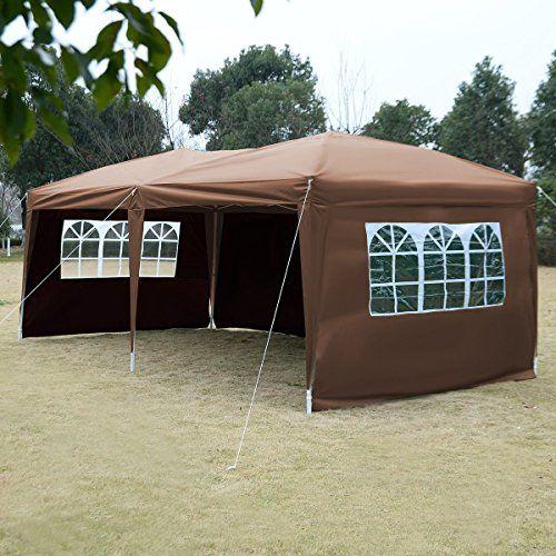 Ez Pop Up Wedding Party Tent Folding